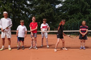 Ferientag bei den Tennisfreunden Wiernsheim
